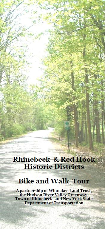 Rhinebeck & Red Hook Bike & Walk Tour