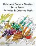Farm Fresh Coloring Book
