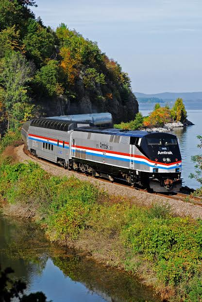 New York by Rail Fall Getawayimage