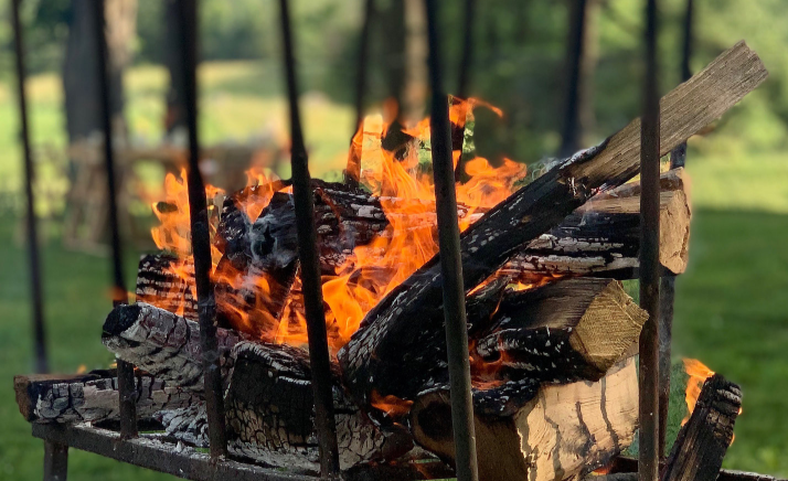 Pasture, Meat & Fire at Harlem Valley Homesteadimage