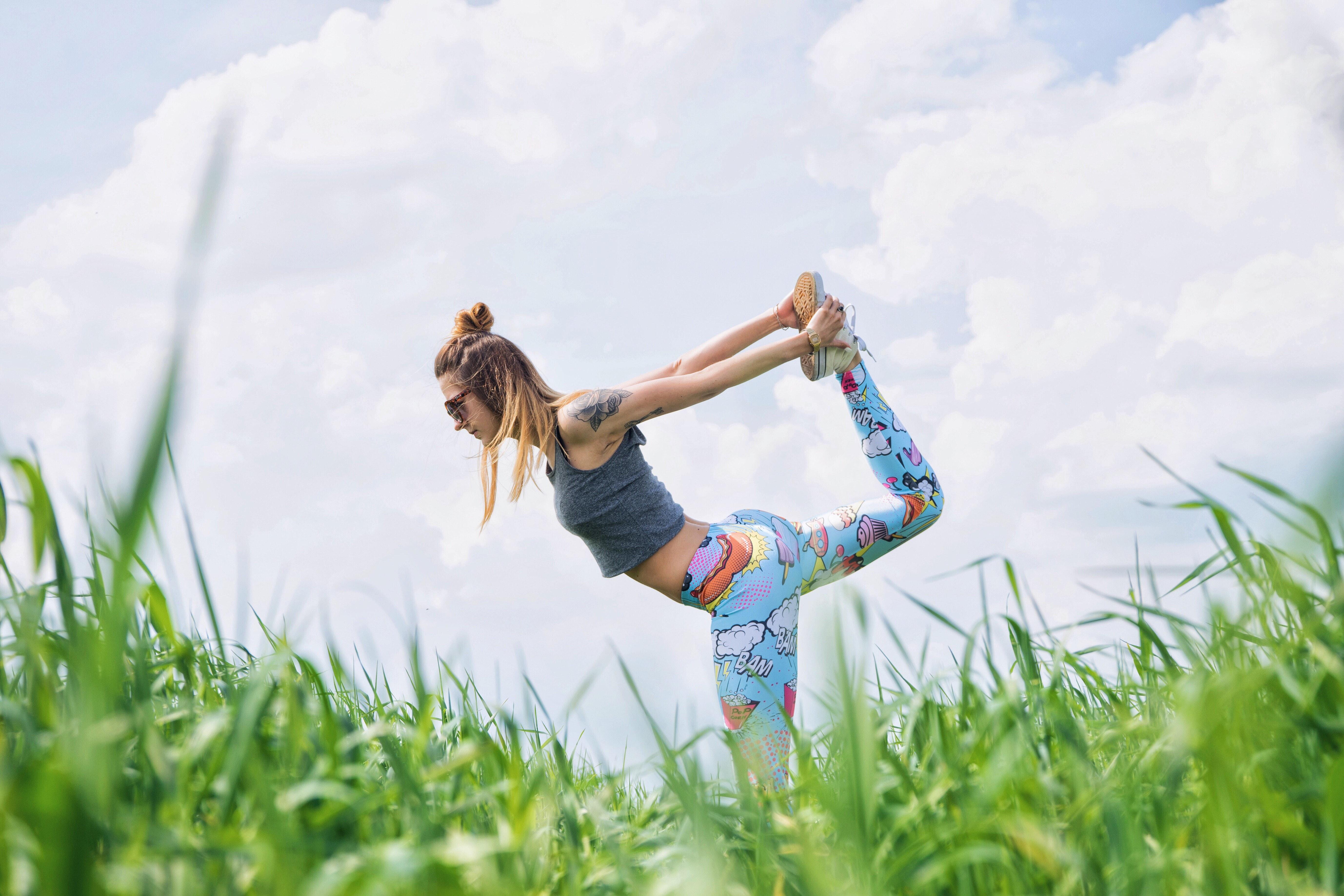 Yoga on Stony Kill Farm image